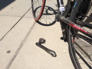 Bike Problems + Film Festivals + Fundraising