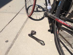 Bike Problems + Film Festivals + Fundraising