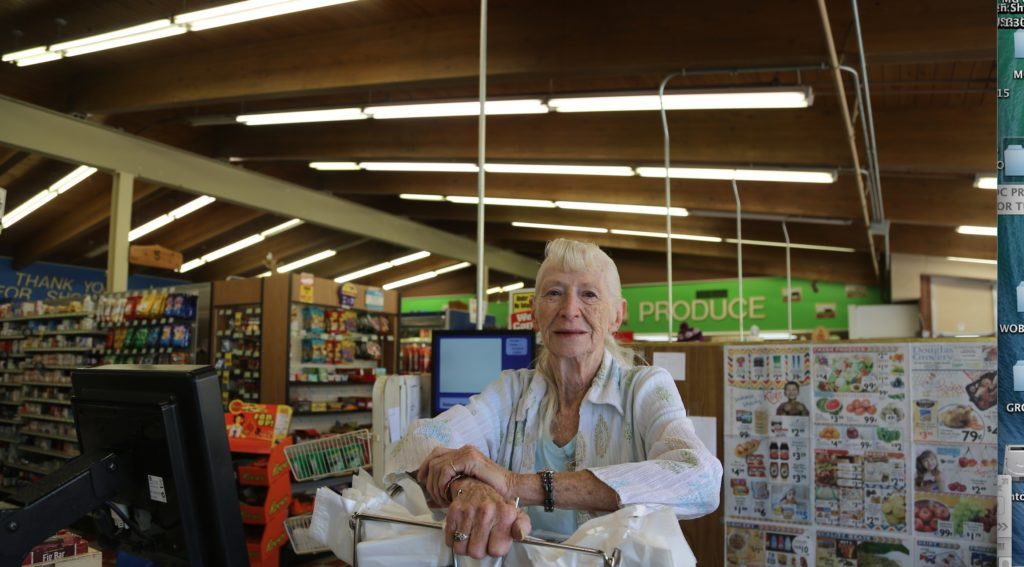 Day 26: Wyoming:  Getting Lost & Found & More Pie & Bonnie the Grocery Store Cashier